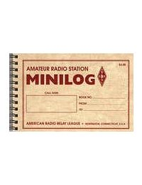 ARRL Mini Log Book
